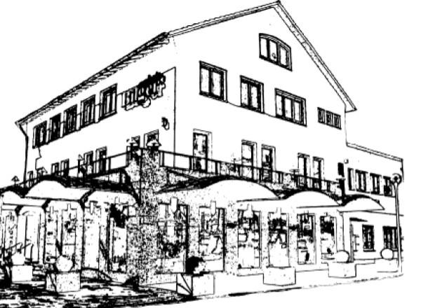 Bilger Exclusiv - Gebäude - Skizze