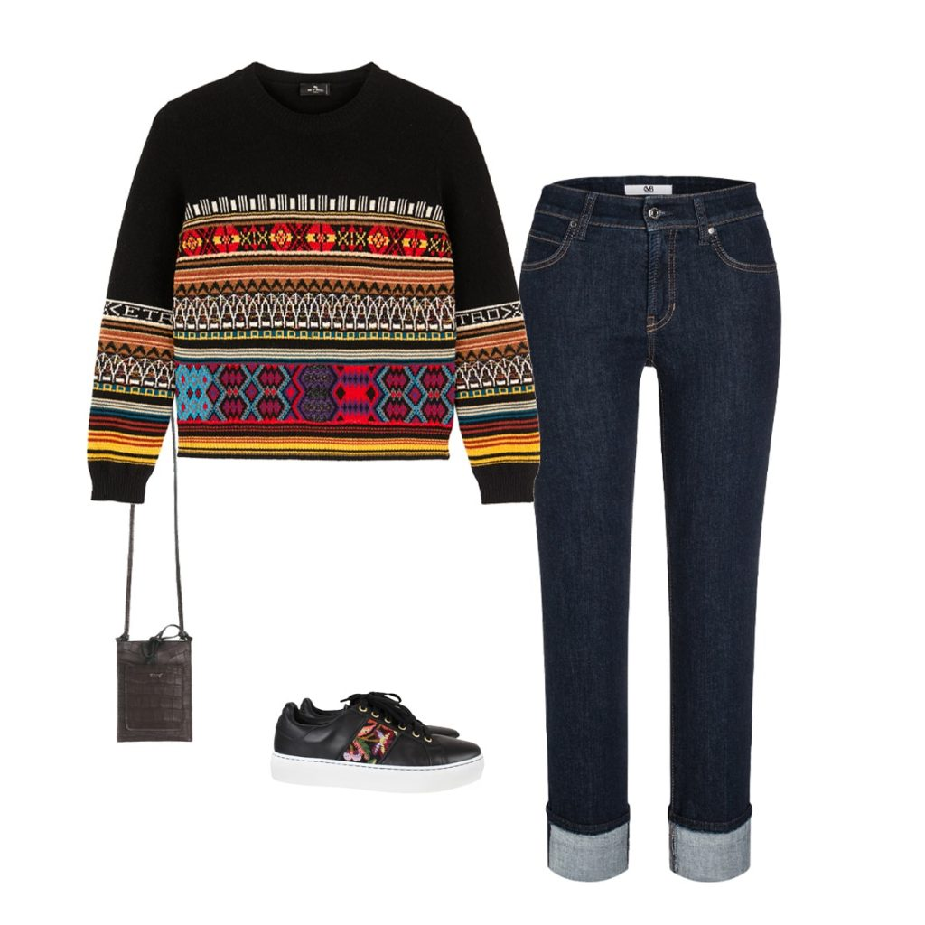 Etro Style of the Week Pullover