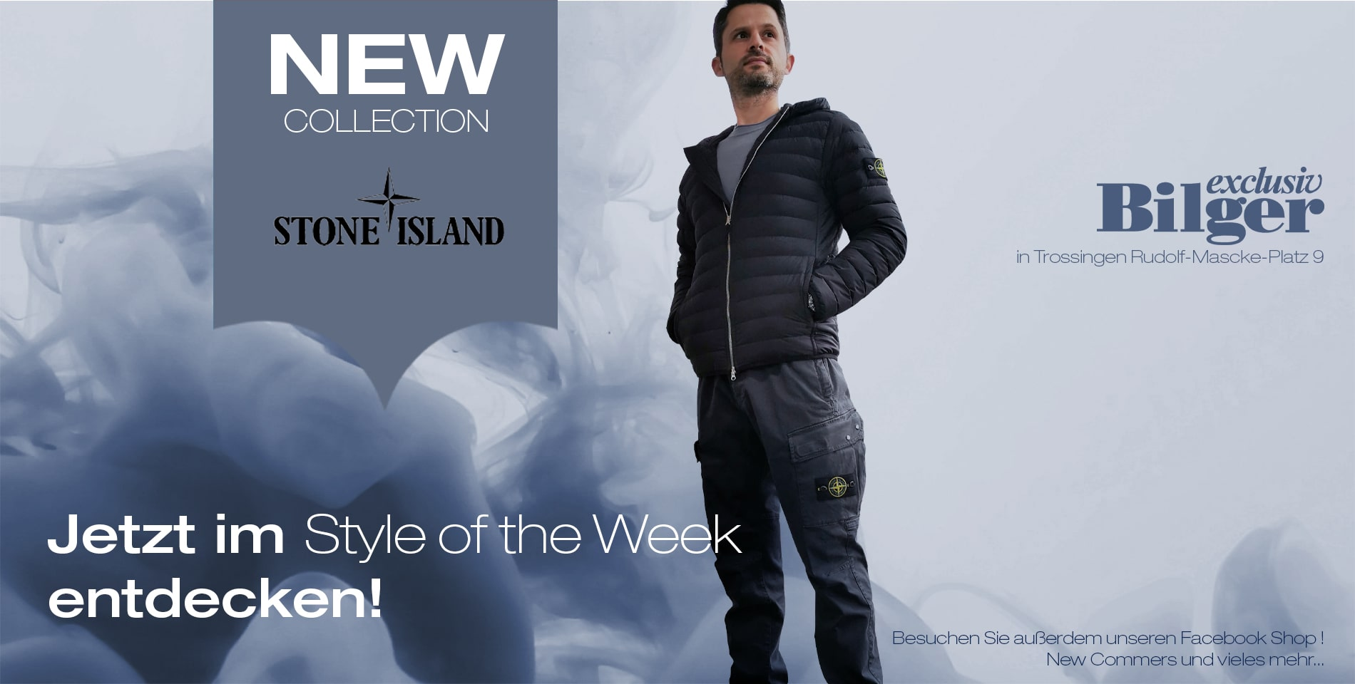 Stone Island NEW Collection