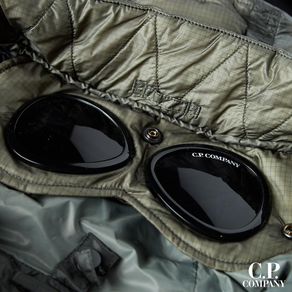 C.P.Company Goolges auf der Jacke