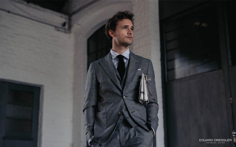 Eduard Dressler Dress for Men