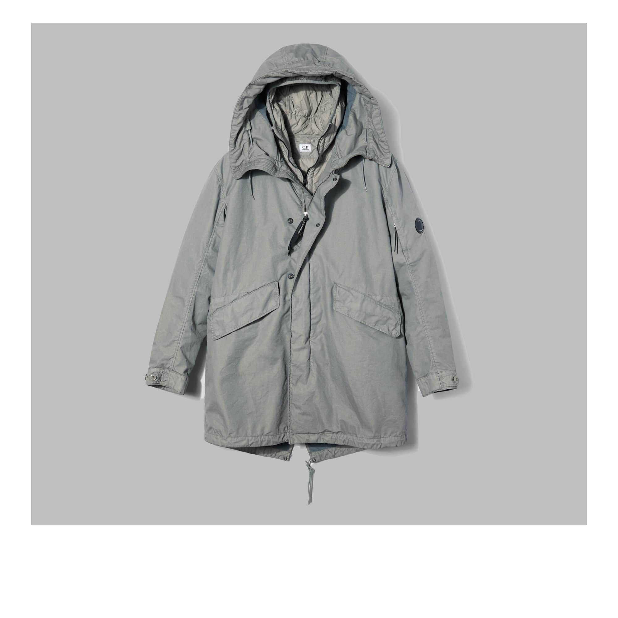 Parka Two in One